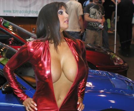 chicas y autos promotoras calientes famosas argentina